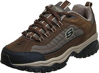 حذاء رياضي انيرجي داونفورس برباطات للرجال من سكيتشرز