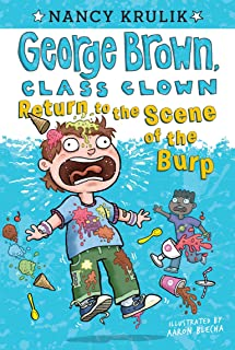 Return to the Scene of the Burp #19 (George Brown, Class Clown)