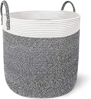 X-Large Cotton Rope Basket – 18