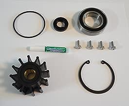 StayCoolPumps 1999-2005 Volvo Penta Gas Sterndrive Raw Water Pump Repair Rebuild Kit Crankshaft Mounted