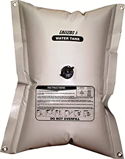 NuovaRade Flexible Water Tanks 29x24in - 55Lt - 29 x 24/14.5 Gallon, Grey