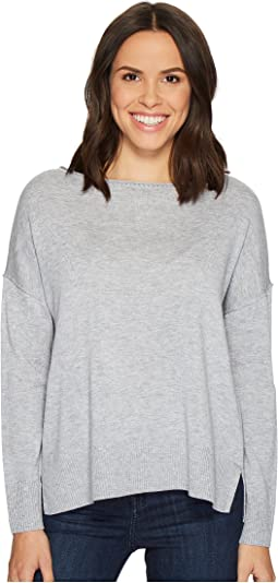 NYDJ - Long Sleeve Sweater w/ Exposed Seams