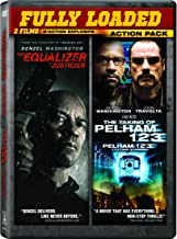 The Equalizer / The Taking of Pelham 1 2 3 Fully Loaded Action Pack