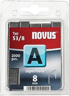 Novus A 53Enemy Wire Staples, 5000628103