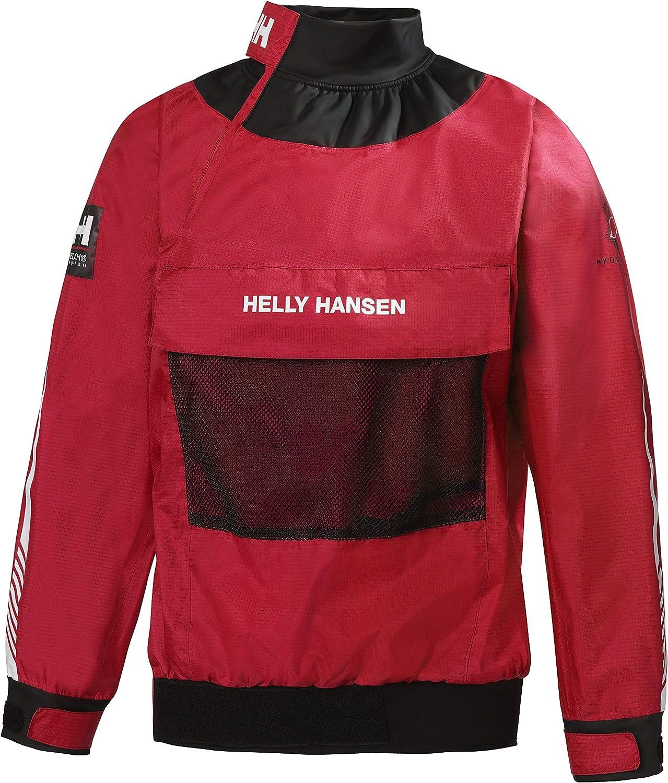 Helly Hansen Hp Smock Top Men's Top-162 RED, Size 12