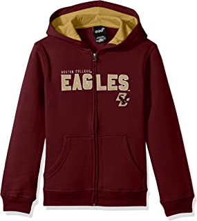 OuterStuff NCAA Boys Stated Full Zip Hoodie