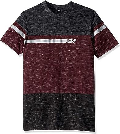 Southpole Mens Short Sleeve Tech Tee Short Sleeve T-Shirt