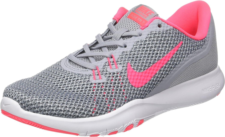 Nike Woherrar Flex Trainer 7 Konkurrens springaning skor