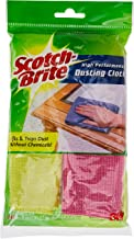 Scotch-Brite Dusting Cloth, Random, Pack of 2