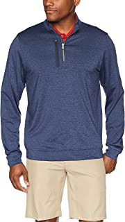 cutter and buck stealth half zip