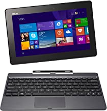 "ASUS T100TAF-C1-GR Laptop (Windows 8.1, Intel Bay Trail-T Z3735F 1.33GH, 10.1"" LED-lit Screen, Storage: 64 GB, RAM: 2 GB) ..."