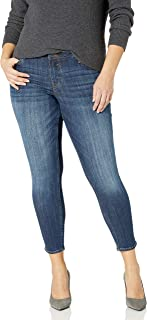 Women's Jagger Plus-Size Classic Fit Skinny Jean