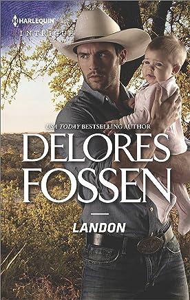 Landon: A thrilling romantic suspense (The Lawmen of Silver Creek Ranch Book 9)