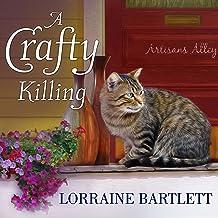 A Crafty Killing: Victoria Square Mystery, Book 1
