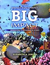 Small Footprint Big Impact: Introduction to Environmental Science