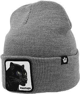 Goorin Bros. Berretto Beanie Cuffia con Risvolto, Animal Farm Hats, Autunno/Inverno