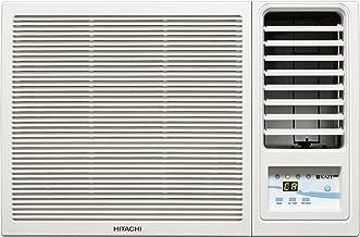 Hitachi 1 Ton 5 Star Window AC (RAW511KUD Kaze Plus, White)
