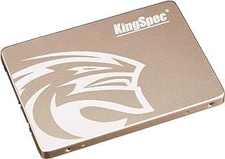KINGSPEC SSD ゴールドピンク SATA 6Gb/s インターフェイス対応 P3-512