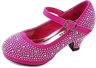 Dana-53K Little Girl Sandal Dress Shoes