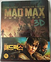 Mad Max: Fury Road (3D/2D Blu-ray Steelbook Region-Free) [NovaMedia Exclusive Numbered; Only 400 worldwide]