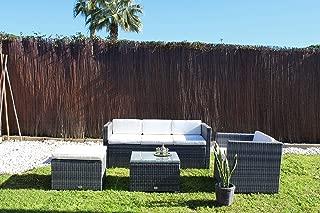 Kiefer Garden Conjunto de Muebles de Exterior para Jardín o