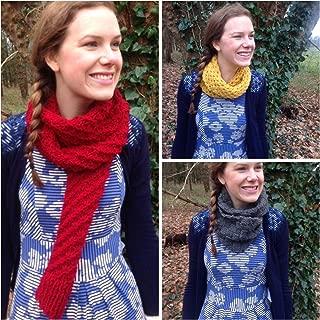 Best neck snood knitting pattern Reviews