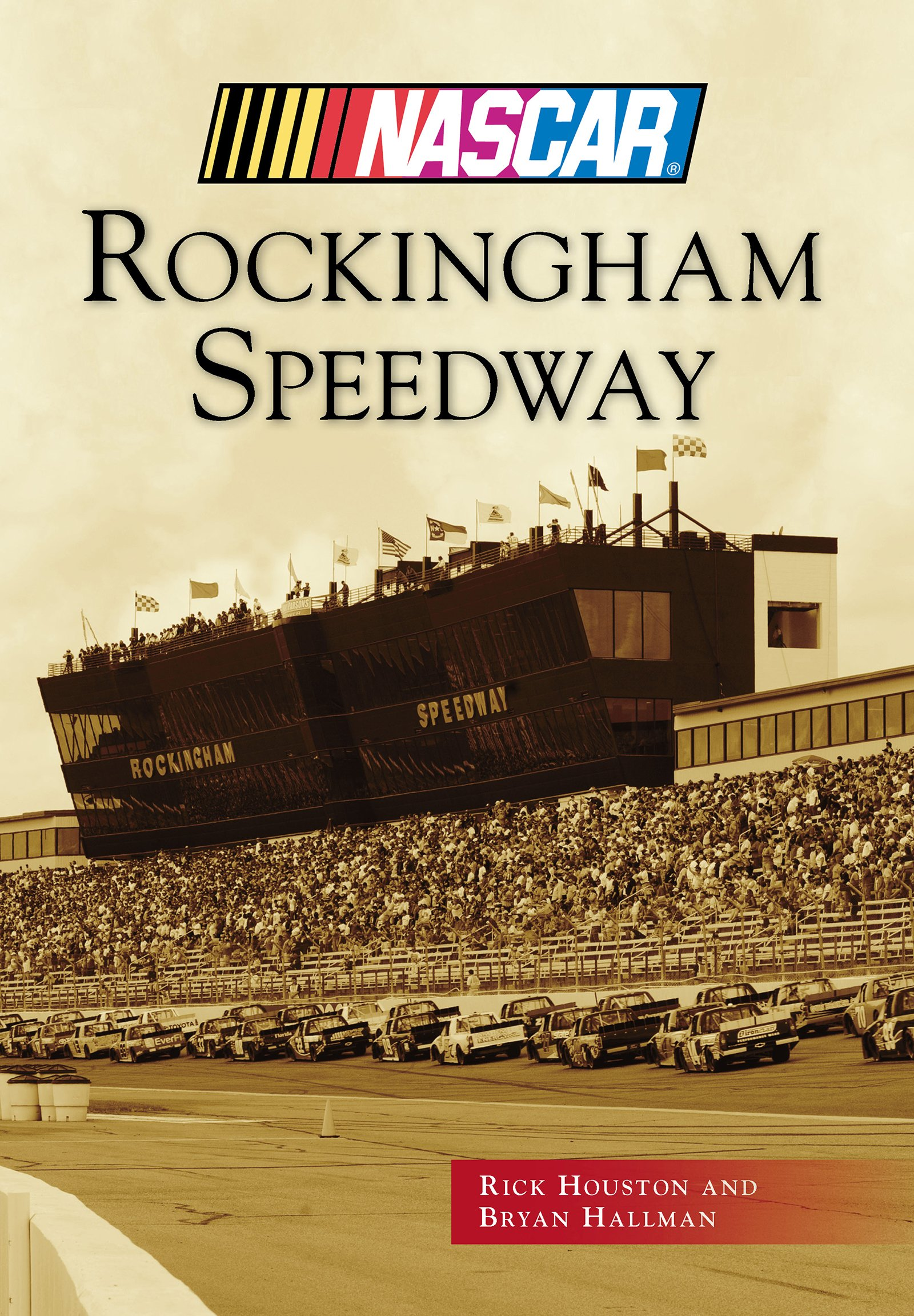 Rockingham Speedway (NASCAR Library Collection) (English Edition)