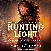 Hunting Light: Demon Hunter's Guild Series, Book 2