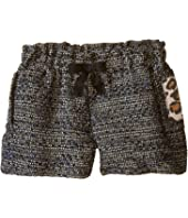 Little Marc Jacobs - Resort - Lurex Shorts Panter Pockets Details (Little Kids/Big Kids)