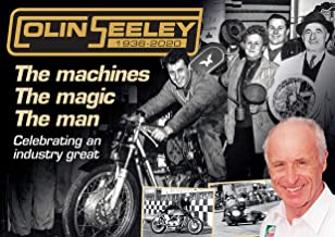 Colin Seeley: The Machines The Magic The Man