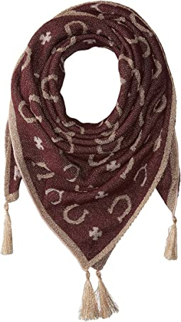 BCBGeneration - Lucky Charms Knit Bandana