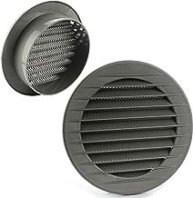 Aluflex En acier galvanis/é 18438 R/éducteur de tuyau de ventilation MKK