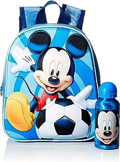 Cerdá - Mochila Infantil con Botella de Aluminio a Juego - Productos con Licencia Oficial