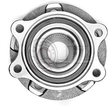FRONT Driver or Passenger Side Wheel Hub Bearing Assembly for 2014-2019 Jeep Cherokee 1-Pack 513349 Cross Reference: Timken HA590551, WJB WA513349