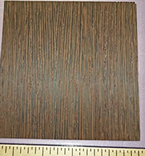 Wenge Quartered wood veneer 5