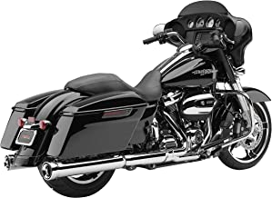 Cobra 17-19 Harley FLHX2 NH Series Slip-On Exhaust (Chrome)