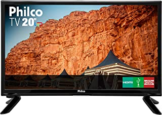 "TV Led HD 20"", Philco PH20M91D, Preto"