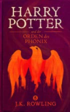 Coverbild von Harry Potter und der Orden des Phönix, von J.K. Rowling