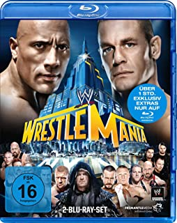 WWE - Wrestlemania 29