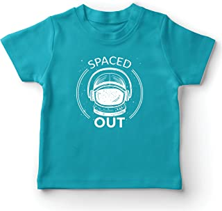 lepni.me Kids T-Shirt Spaced Out Funny Astronaut Astronomy Lover Gift