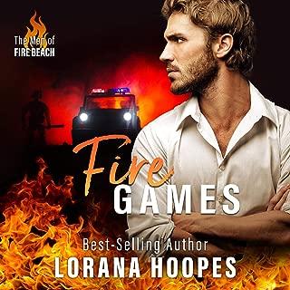 Fire Games: A Christian Suspense and Romance: The Men of Fire Beach, Book 1
