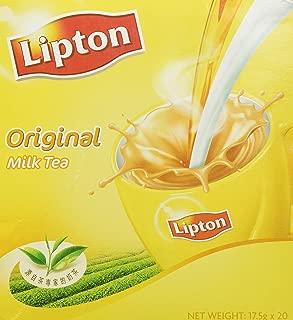 Lipton Hong Kong Style Milk Tea Rich and Smooth 20 pack