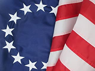 cotton betsy ross flag