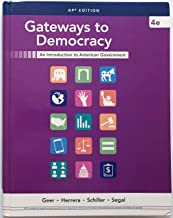 Gateways to Democracy: An Introduction to American Government, AP High School 4th Edition