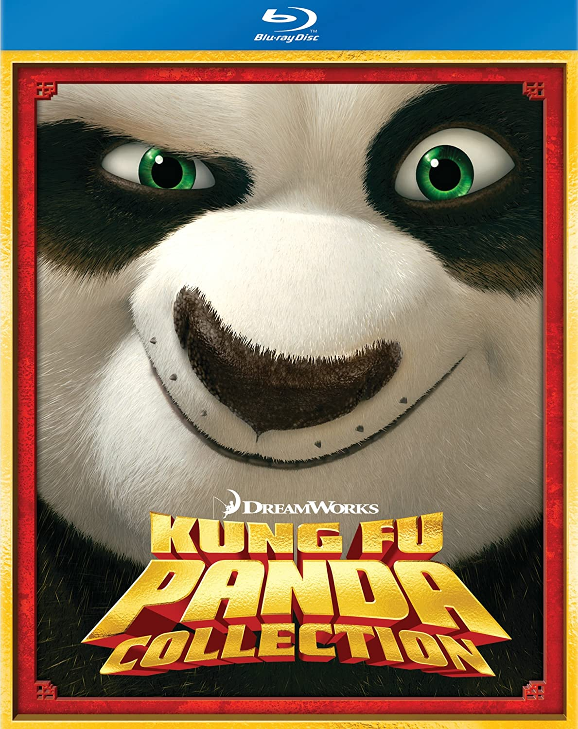 Kung Fu Panda 25% OFF Two-Disc Max 72% OFF Boxed Set Blu-ray F