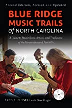 blue ridge music trails of north carolina guidebook