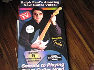 Ralph Paul: Secrets To Playing Great Guitar Now!