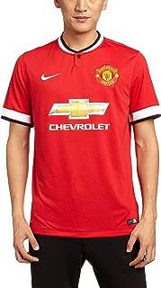 2014-15 Man Utd Home Football Shirt