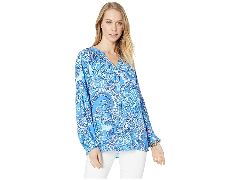 Lilly Pulitzer - Lilly Pulitzer Anela Top