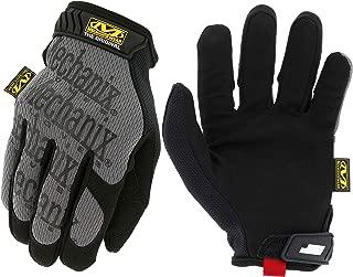 Mechanix Wear Original Gloves (X-Large, Grey)